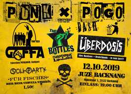 Punk`n Pogo Bash