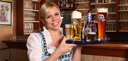 Speisekarte Getränke Restaurant Gasthof zur Post Riedenburg