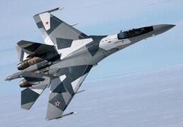 """Su-35S """"Flanker E"""""""