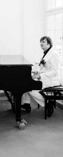 Pianist Florian Geibel