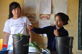 Challenging organic farming