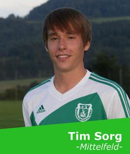 """+++ Kann seinem Team am Sonntag verletzungsbedingt nicht weiterhelfen: Tim """"Grill"""" Sorg +++"""
