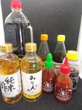 認証のないソースは原材料に動物性の成分および添加アルコールが使われていない事を確認