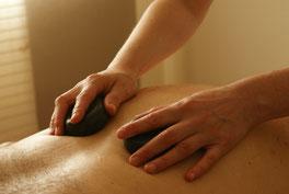 Hände, Massage