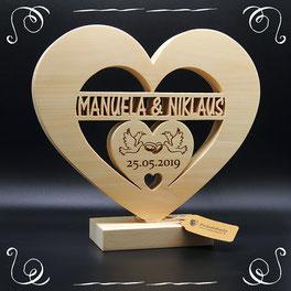 Hochzeitsgeschenke aus Holz, geschenke zur Hochzeit aus Holz, holz geschenke zur Hochzeit, Geschenke zum Hochzeitstag