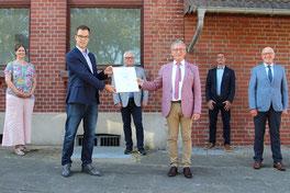Förderverein Sabbenhausen Klima.Sieger Klimaschutzagentur Weserbergland Klimaschutz Westfalen Weser