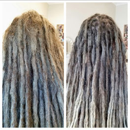 Time & cost of getting professionally made dreadlocks