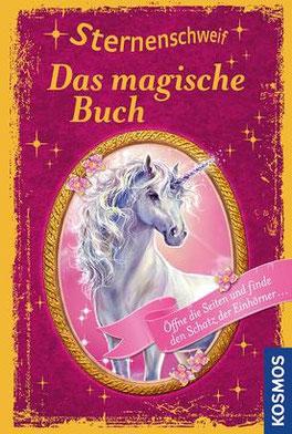 Sternenschweif, Einhorn, Das magische Buch, Geheimbuch