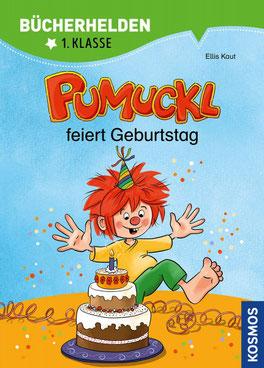 Pumuckl, Geburtstag, Ellis Kaut, Uli Leistenschneider, Bücherhelden, Erstleser, erstes Lesen, witziges