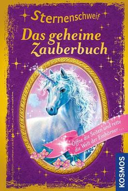 Sternenschweif, Einhorn, Das geheime Zauberbuch, Geheimbuch