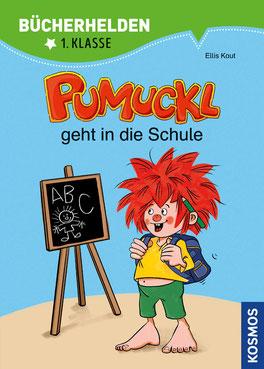 Pumuckl, Meister Eder, Schule, Schulstart, Lesen lernen, Erstleser, Humor, lustig, Bücherhelden