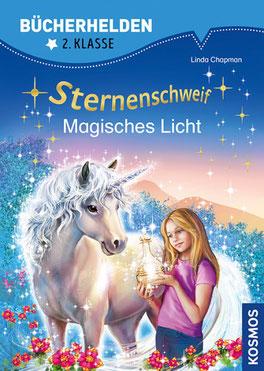 Bücherhelden, Sternenschweif, 2. Klasse, Magisches Licht, Uli Leistenschneider