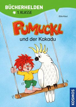 Pumuckl, Bücherhelden, Erstleser, Lesenlernen, Meister Eder, Kakadu, Tiere, Humor, lustig