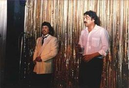 LOS CHICHOS EN LA SALA BONI 1985