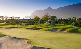 Grün von Loch 14 © Steenberg Golf Club