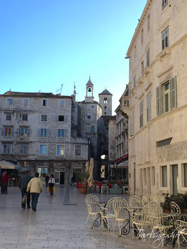 Innenstadt Split