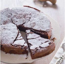 torta tenerina al caffe