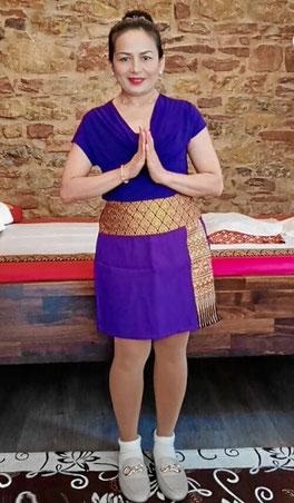 Pairaya Schwarz, Masseuse für thailändische Massage in Lörrach