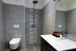 Bathroom standard bedroom