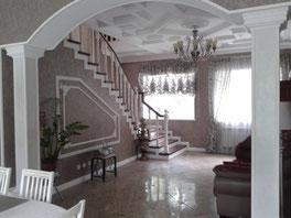 проектирование и дизайн интерьера дома