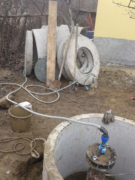 проектирование и монтаж водопровода в коттедже