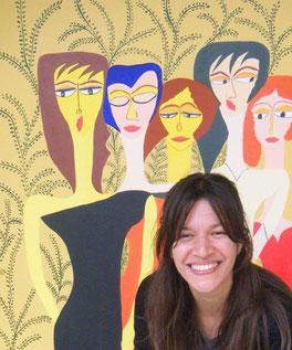 Adriana Tobon - Artiste - Peintre