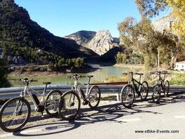 Finca-Limón - eBike fahren in Andalusien