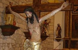 Cristo del Amparo (S. XIV)