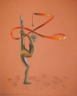 Ballett 50x60 cm
