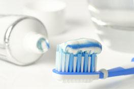Zahnpasta - Mundhygiene