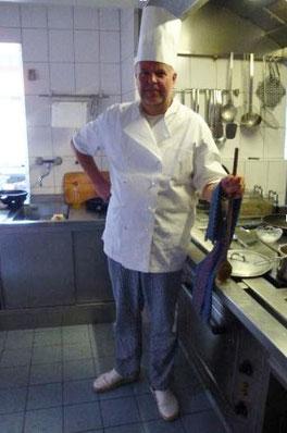 Chefkoch Peter Senn