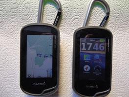 GPS-Geräte - Foto: NABU/C. Albert