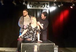 Klubbekanntschaften  Improtheater Aufsturz Berlin Mitte Alex