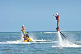 Strong enough for Flyboarding? Lovina Watersports
