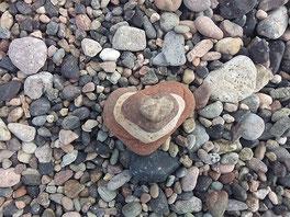Herzige Steine