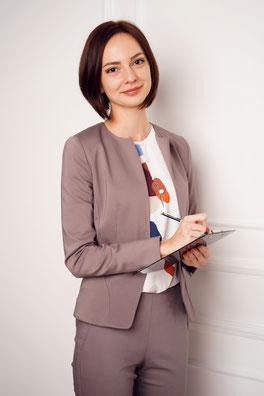 Beeidigte Dolmetscherin für Russisch in Dresden und Pirna