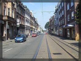 Archivbild Bochumer Straße Foto © W. Müller
