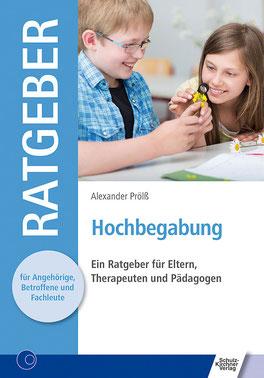 Buchcover: Ratgeber Hochbegabung