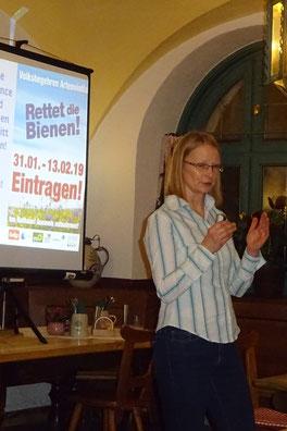 Referentin Sabine Pröls