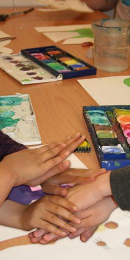 Podiumsdiskussion: Krieg und Katastrophen – Kinder brauchen Kunst