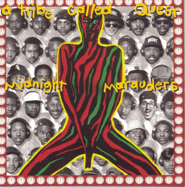 ATCQ - Midnight Marauders (1993)