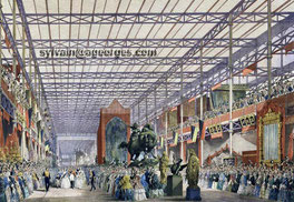 Crystal Palace de Londres 1851 -