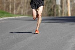 Come rafforzare i muscoli anteriori della coscia, i quadricipiti.