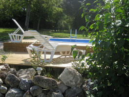 chambre hote avec piscine medoc
