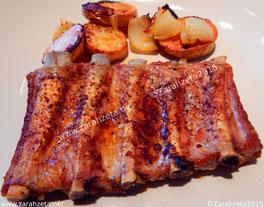 Zarahzetas Foodblog mit Backofenrippchen ©Zarahzeta2015