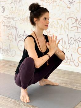 Kerstin Bäumken Sunny Mind Yoga Leverkusen