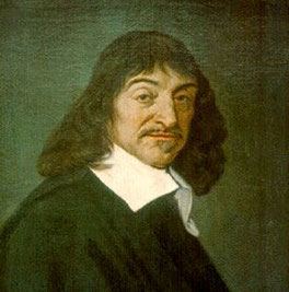 René Descartes oder Cartesius (Bildquelle: Wikipedia)