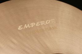 """Centent Cymbals Emperor Serie 12"""" Splash"""