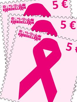 Krebskiller-Briefmarken