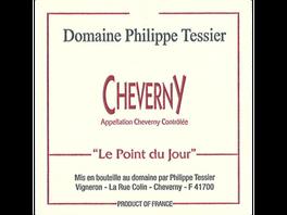 Cheverny Le Point du Jour Domaine Philippe Tessier
